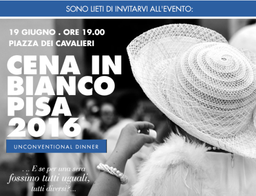 Cena in Bianco 2016