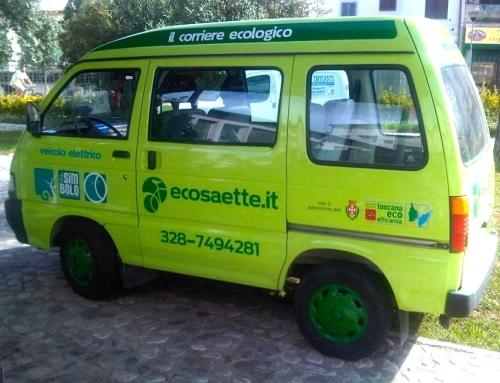 Il corriere ecologico Ecosaette compie 4 anni!